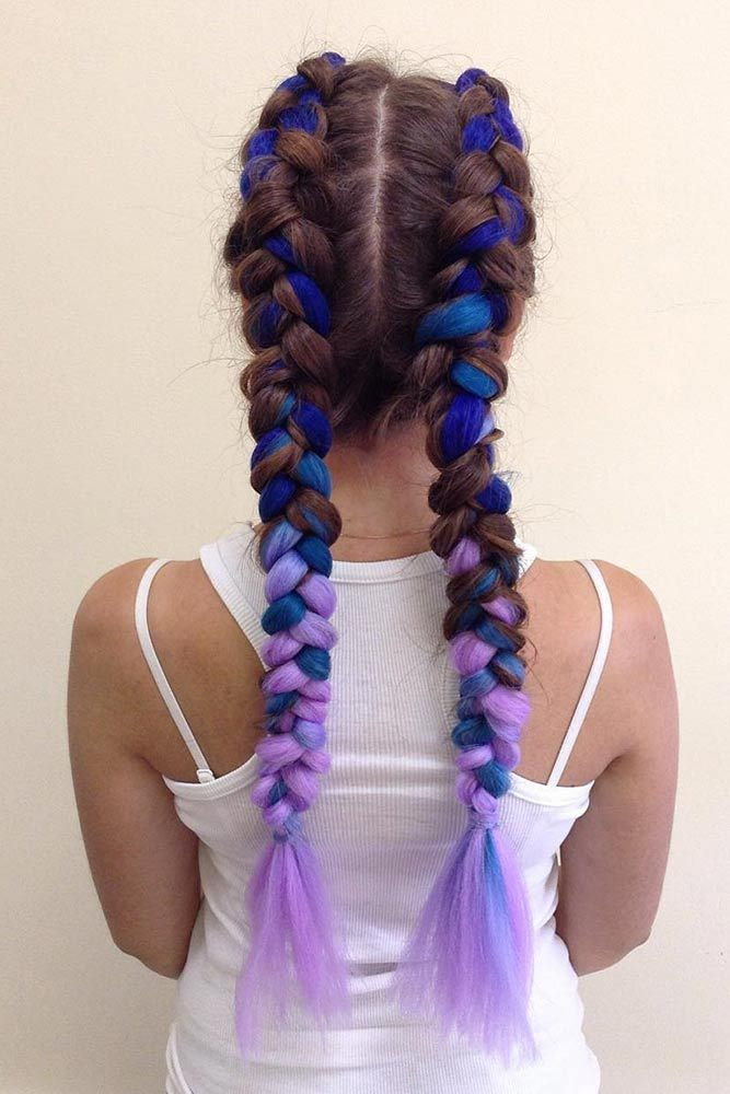 70 Cute And Creative Dutch Braid Ideas Braids With Extensions
