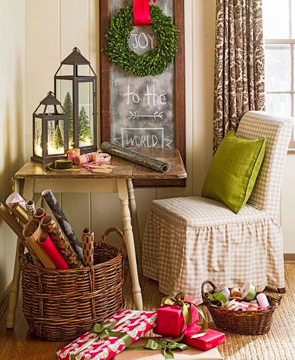 Our Guide To Holiday Home Decor: NINE + SIXTEEN: Midwest Living Magazine