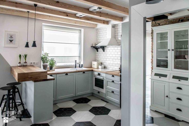 Kuchnia styl Industrialny - zdjęcie od SHOKO.design - Kuchnia - Styl Industrialny - SHOKO.design