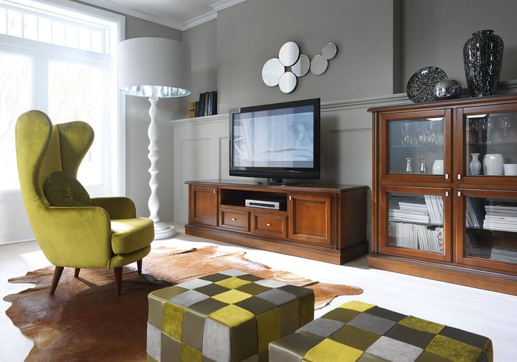 Meblonowak kolekcja Savoia - salon / living room