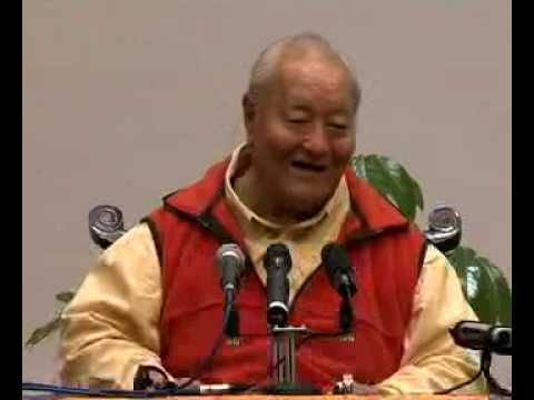 Dzogchen - our real nature. Chögyal Namkhai Norbu