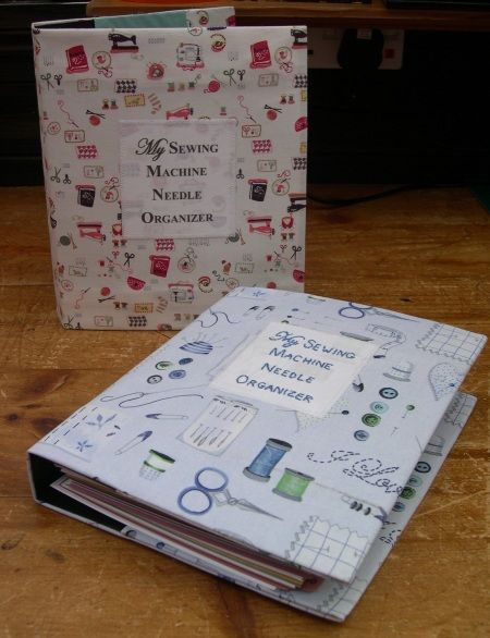 Make A Loose Cover Dust Jacket For A Ring Binder Sew