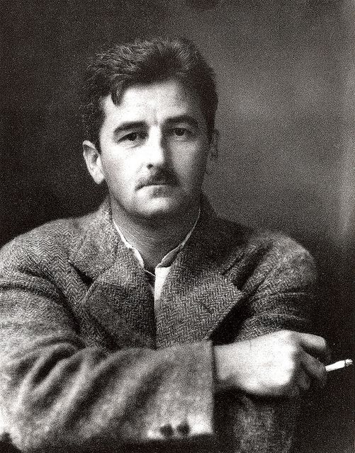 William Faulkner, Photo de 1931 de J. R. Cofield d'Oxford, Mississippi.