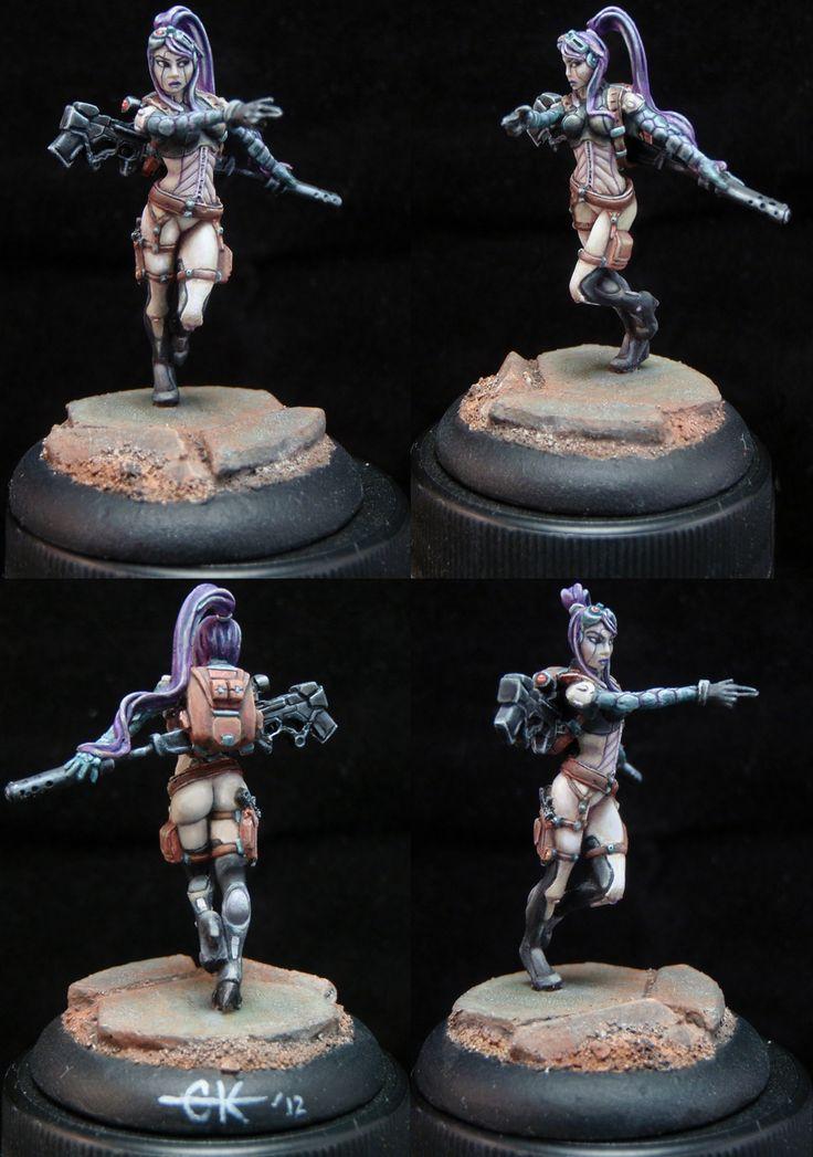 Infinity Nagas Sniper