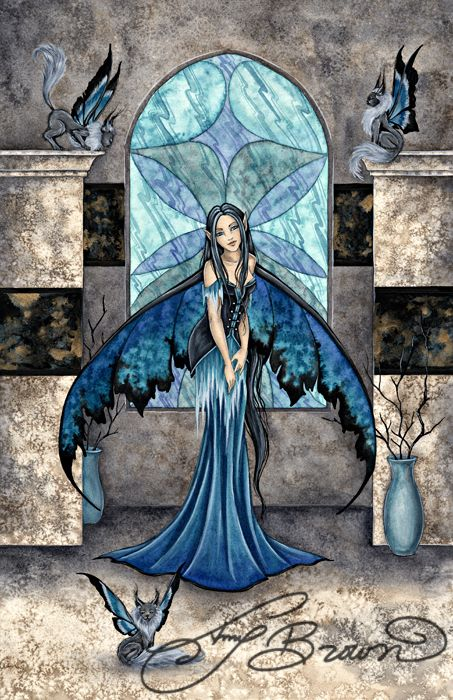 Amy Brown Fairie Fantasy Art | Fairy Art and Gifts from Fantasy Artists at Fairies and Fantasy