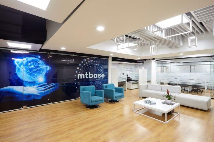 Mtbase office & branding by Dek-O, Bogota - Colombia
