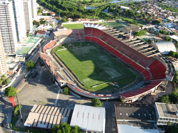 * Ilha do Retiro *  Proprietário: Sport Club do Recife. Recife, Pernambuco. Brasil.