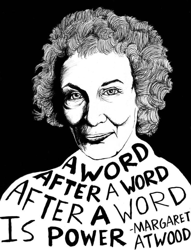 Margaret atwood booklover pinterest for The atwood