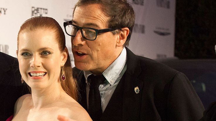 Amy Adams: David O. Russell Made Me Cry 'Almost Every Day' on the American Hustle Set