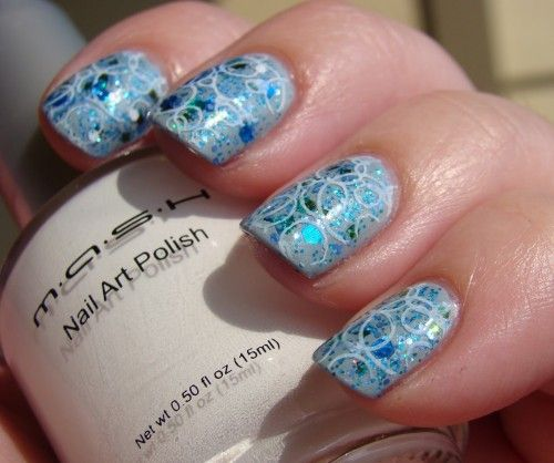 7 best images about Nail Art Stamping Kit on Pinterest