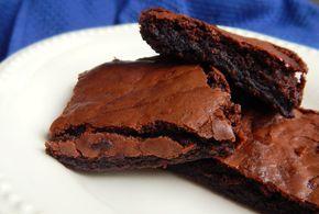 Brownies de Cacao en Polvo, receta facil del postre que agrada toda la familia