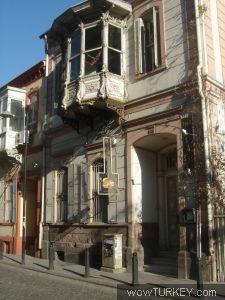 İzmir Alsancak - Eski Evler
