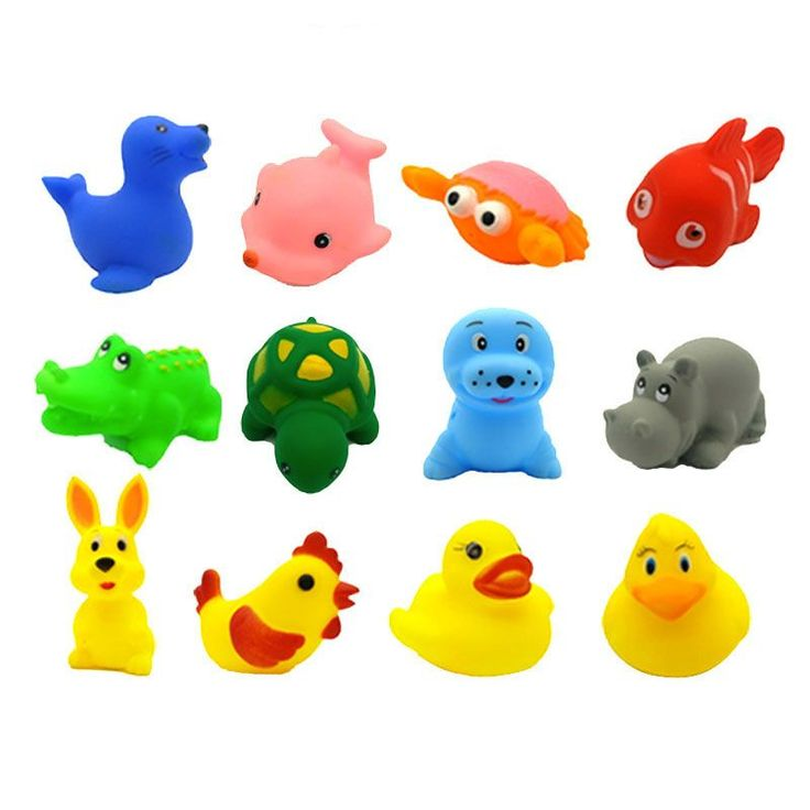 12 Pcs Lovely Mixed Animals Swimming Water Toys Colorful Soft Rubber Float Squeeze Sound Squeaky Bathing Toy For Baby bath toys - http://toysfromchina.net/?product=12-pcs-lovely-mixed-animals-swimming-water-toys-colorful-soft-rubber-float-squeeze-sound-squeaky-bathing-toy-for-baby-bath-toys