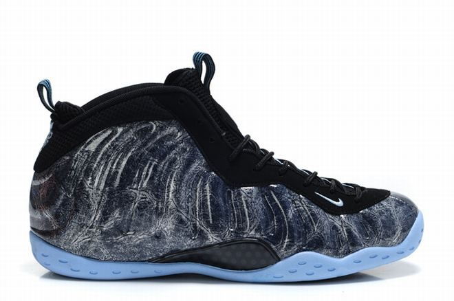 galaxy nike foamposite one nrg men shoes release date 2012