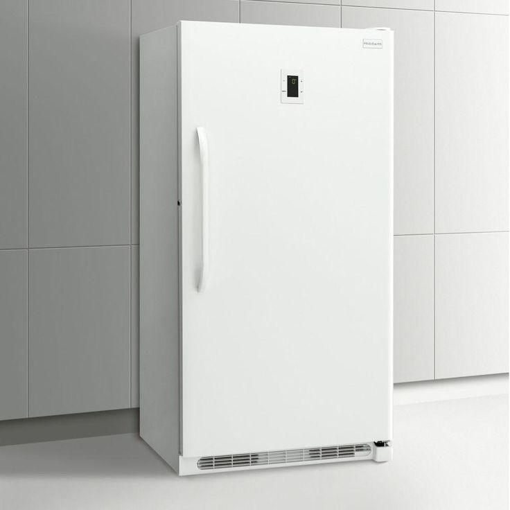 Frigidaire 205 cu ft frost free upright freezer in