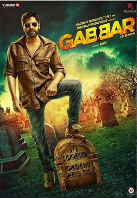 Gabar is Back 2015 Indian Movie 600MB CAMRip Free - Movies Wood