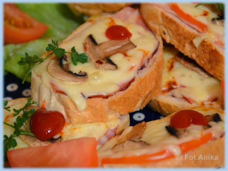 Domowa kuchnia Aniki: Przekąski