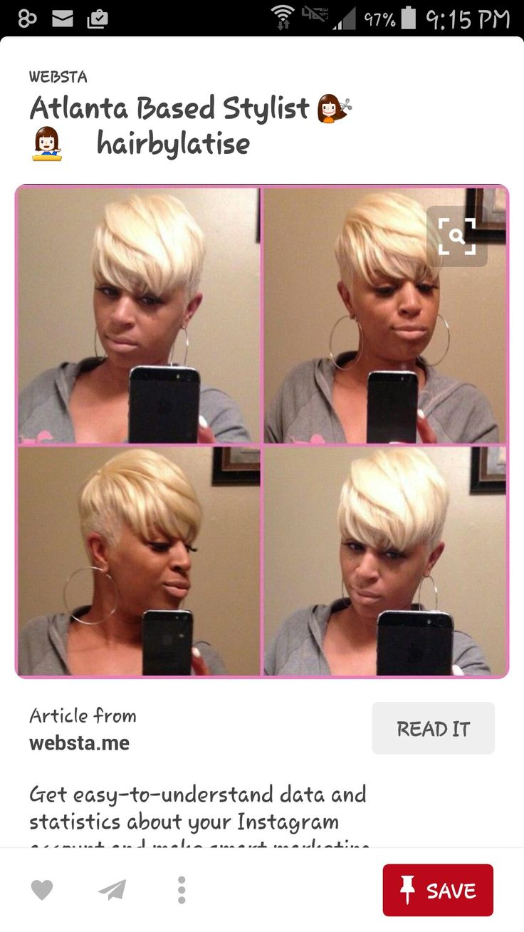 Blonde pixie poppin color veediddy community