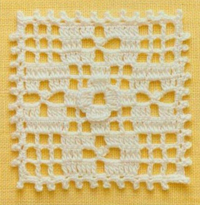Instagram. PICTURE ONLY. Filet crochet