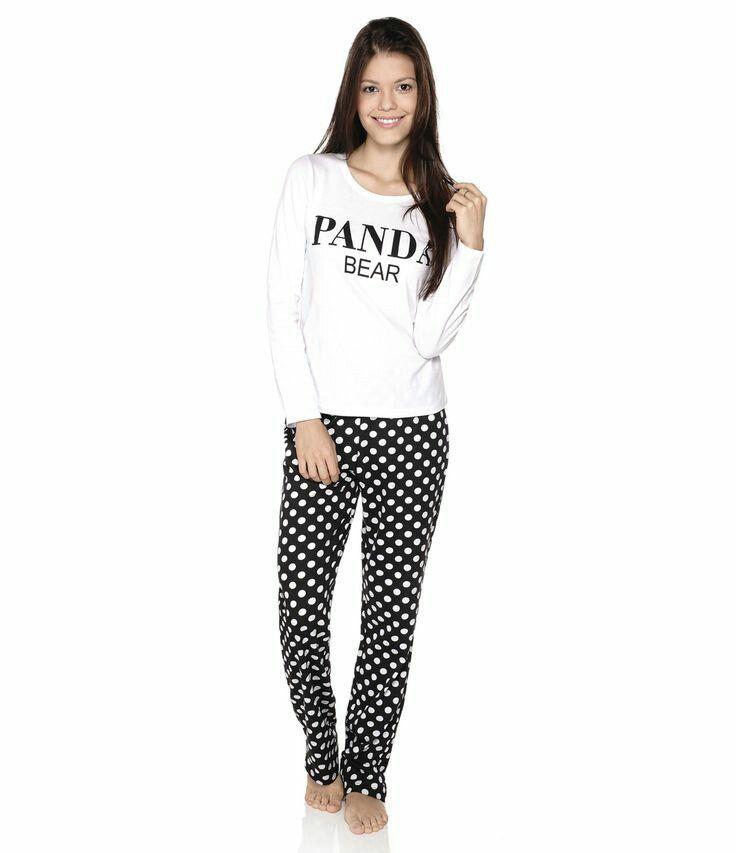 #moda #pijamas #dormir #casa #descansar