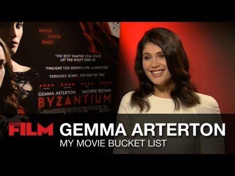 Gemma Arterton: Movie Bucket List - YouTubeI  I JUST ADORE HER...