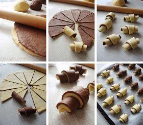 La кухни творческий: Сладкий красочные валики