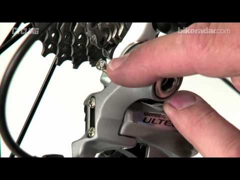 Bicycle maintenance - how to tune brakes and gears