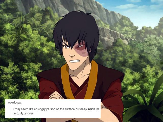 It's ok Zuko, you found your honour in the end