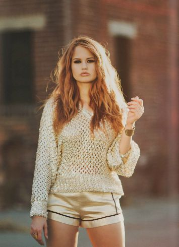 debby ryan, her mouth is amazing, jus sayin; )