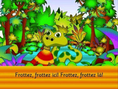 Au fond de la jungle - BABELZONE - French songs for kids