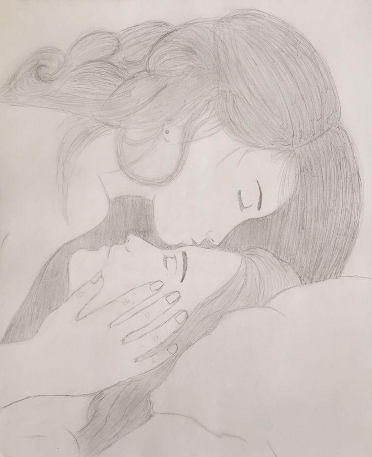 #dibujo #pareja #enamorados #amor