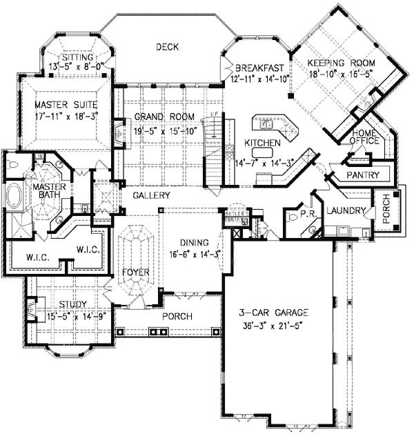 25 Best Ideas About Family Home Plans On Pinterest