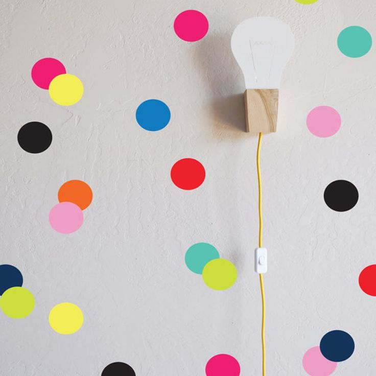It's no secret that we absolutely adore wall decals. They offer an easy and affordable solution to tackle those blank nursery walls without the commitment of wallpaper or paint. Fully removable and re                                                                                                                                                                                 More