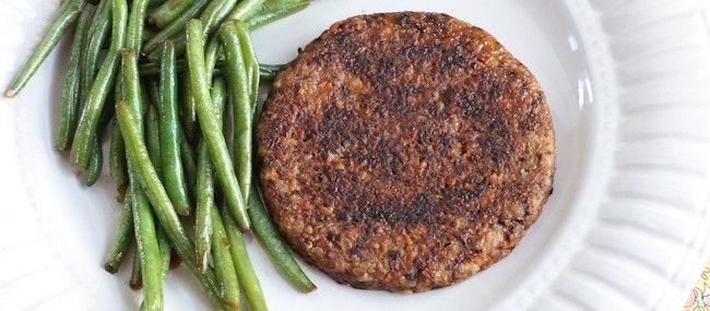 veggie burger gluten-grain-legume free