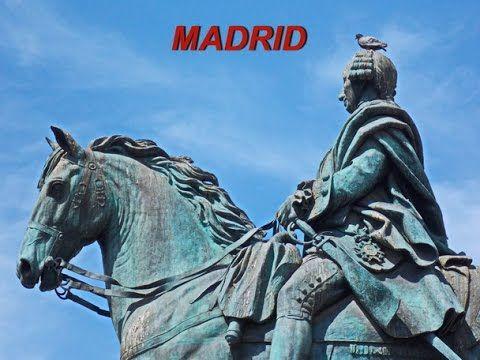 MADRID  SPAIN   МАДРИД  ИСПАНИЯ