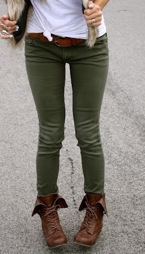 1000  images about Army Green Pants on Pinterest