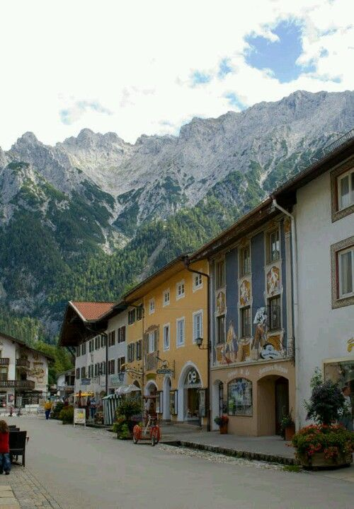 Mittenwald, Bavarian Alps - Germany