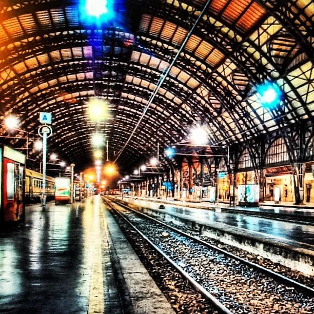 Stazione Centrale @rosati_luca