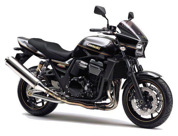 Kawasaki ZRX 1200 2009