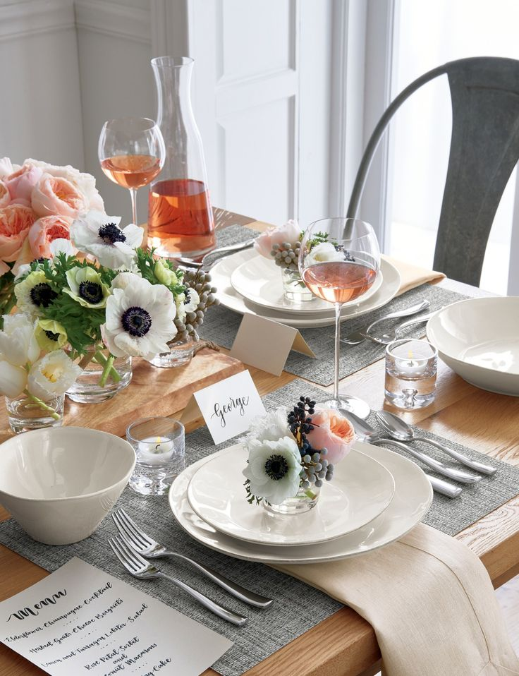 Make sure you take advantage of off select full-price dinnerware flatware wine and ch&agne glasses plus table linens and napkin rings. & 417 best Set the Table images on Pinterest