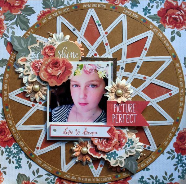 "Picture Perfect Kaisercraft ""Boho Dreams"" Collection by Kylie Cornish"