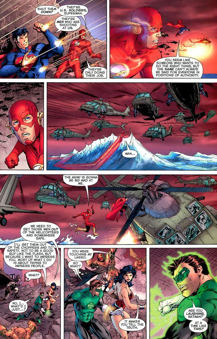 Justice League 4 By Jim Lee Jim Justice League Lee Jim Lee Art Dc Comics Funny Justice League Comics