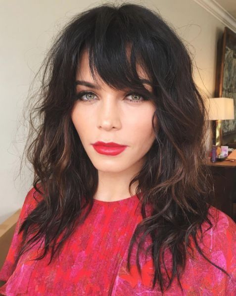 These Low-Maintenance Hair Looks Are Easy On Your Wallet (No Upkeep!) #refinery29  http://www.refinery29.com/2016/11/130356/low-maintenance-hairstyles#slide-12  Then, just let 'em grow out! Face-framing, layered cuts let you have movement without too much commitment. Plus, a longer option is easier to air-dry, no matter the texture....