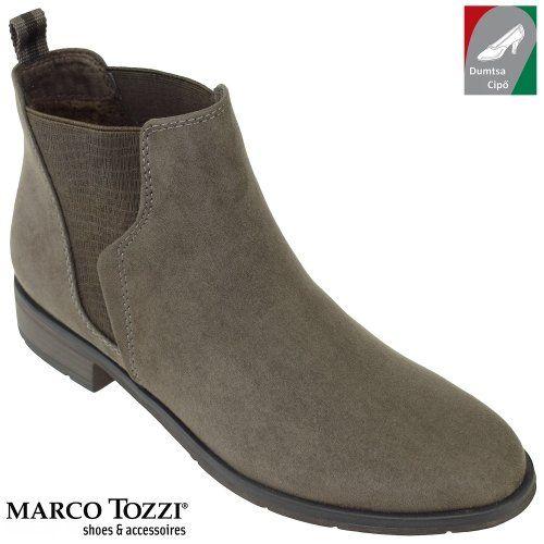 Marco Tozzi női bokacsizma 2-25321-39 324 bors