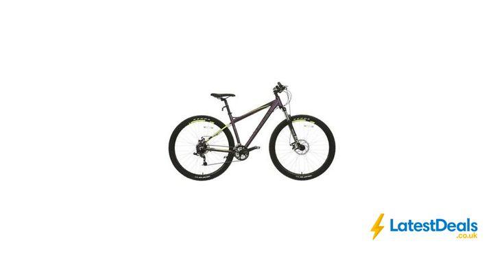 Carrera Hellcat Womens Mountain Bike Bicycle Purple at Halfords/ebay, £258