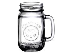 """Libbey """"County Fair Drinking Jar"""" Bar-Restaurant-Gläser"""