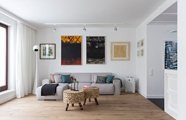 Salon jak galeria sztuki