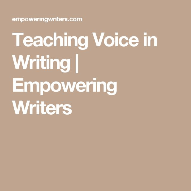 Teaching and Assessing Writing with the 6-Traits