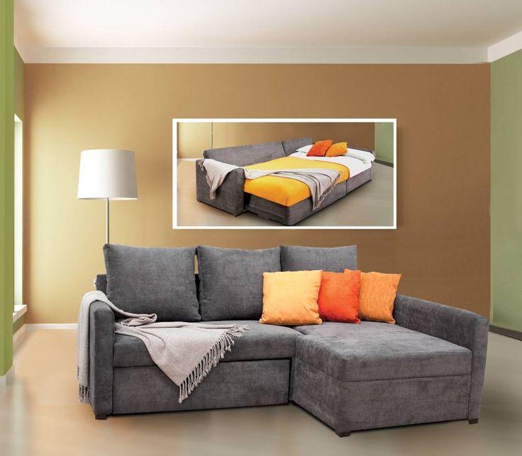 Las 25 mejores ideas sobre sofa cama matrimonial en pinterest dise os de camas dobles for Lo ultimo en sofas cama