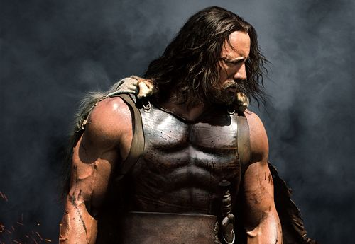 Watch Dwayne Johnson Movie HERCULES on HBO South Asia